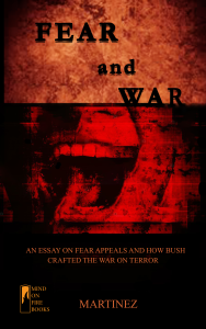 fear and war cover ebook