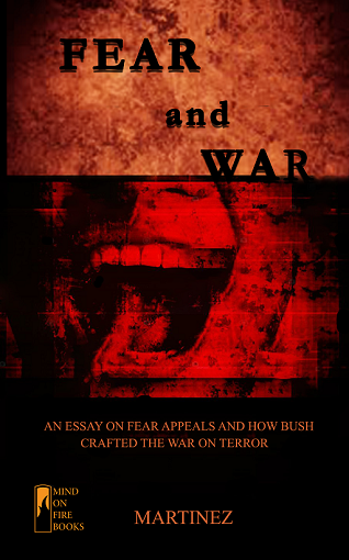 Fear and War Cover ebook Instagram Image