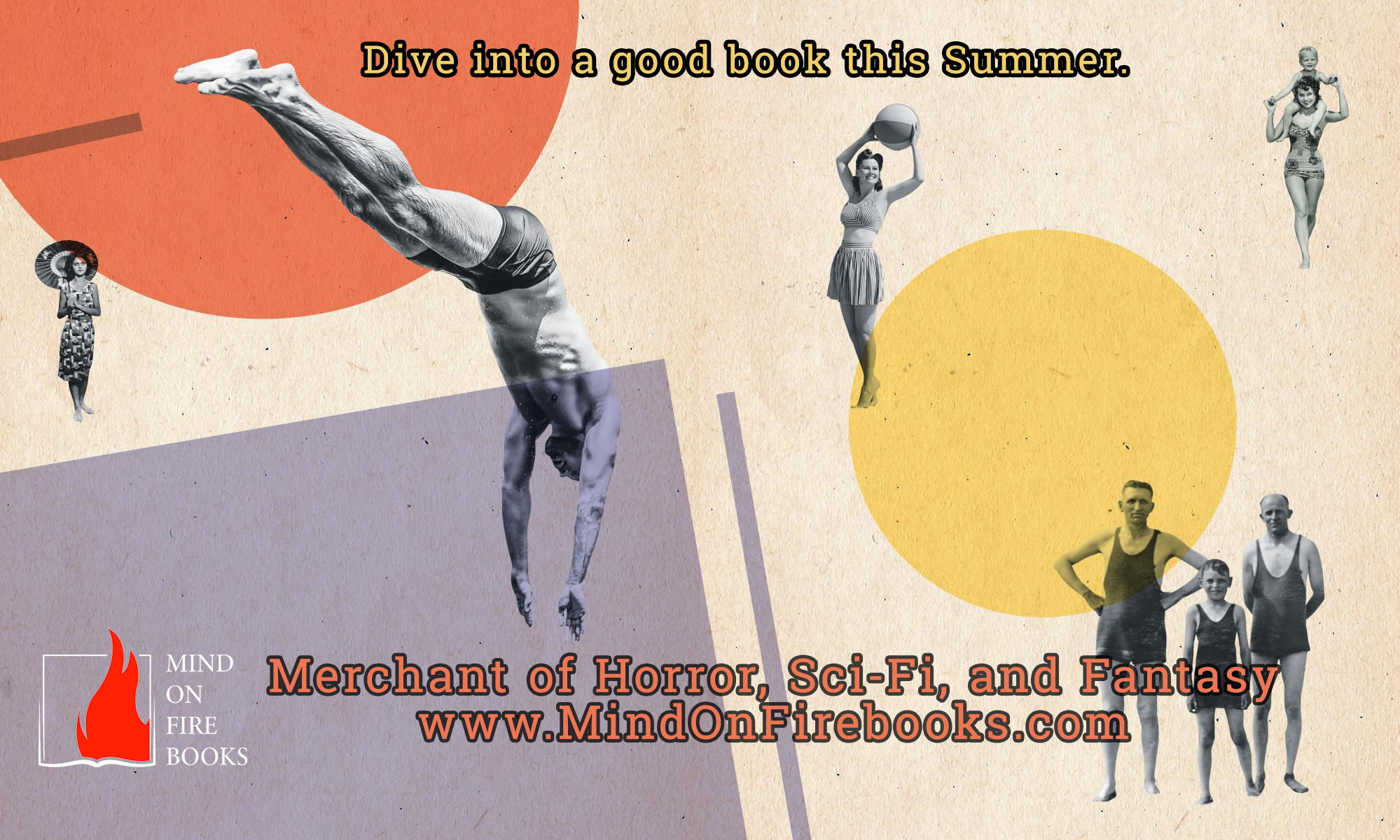 Dive into a good book