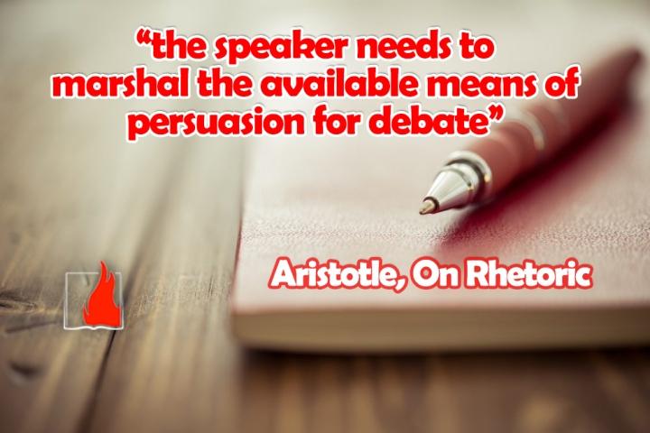 speaker marshals persuasion