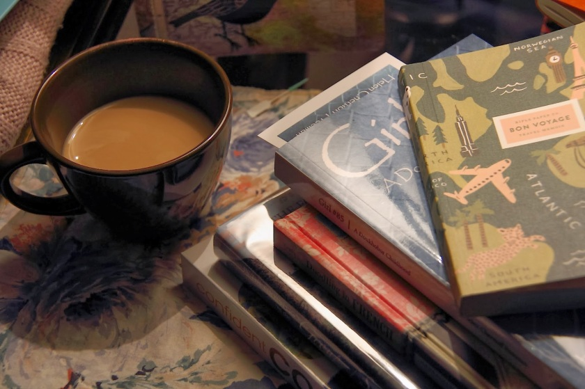 1 - 365 Grateful Melodie Douglas Books & Coffee