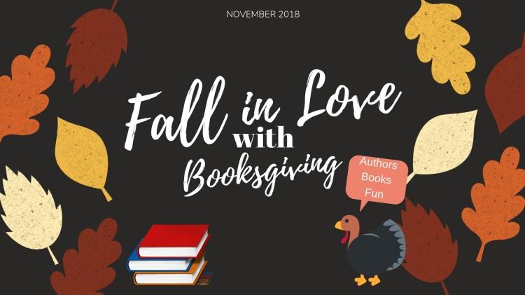 booksgiving event banner